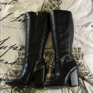 BCBG Generation Black Boots